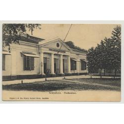 Soerabaia - Surabaya / Indonesia: Postkantoor (Vintage Photo Postcard ~1900s)