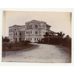 A.R.P. De Lord: The British Residency - Zanzibar / Tansania (Vintage Photo ~1920s/1930s)