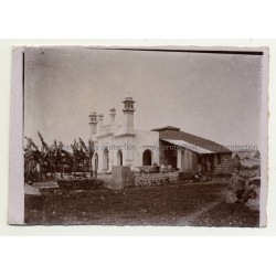 Indian Hindu Temple - Nairobi / Kenia  (Vintage Photo ~1910s/1920s)