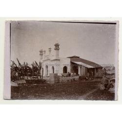 Indian Hindu Temple - Nairobi / Kenia  (Vintage Photo ~1910s/1920s)