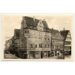 74072 Heilbronn a.N. - Germany: Kätchenhaus (Vintage Postcard 1950s)