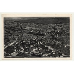 75031 Eppingen - Germany: Aerial View / Luftaufnahme (Vintage Postcard)