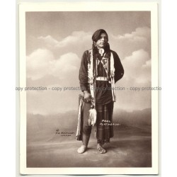 Paul Flatheads / F.A. Rinheart (Vintage Collectors' Photo Series: American Indians)