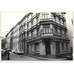 42105 Wuppertal: Zimmer Strasse / Hombüchel (Vintage Photo B/W 1987)