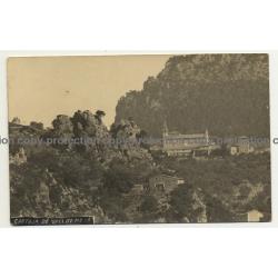 Mallorca - Baleares / Spain: Cartuja de Valldemosa (Vintage RPPC)