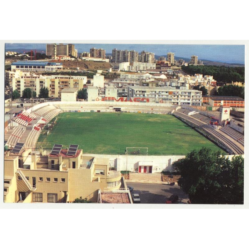 Estadio El Mirador / Stadium El Mirador - Algeciras, Cadiz / Spain (Vintage Postcard)