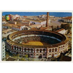 Plaza de Toros 'La Malagueta' - Bullring - Malaga / Spain (Vintage Postcard)