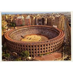 Plaza de Toros No 3 - Bullring - Valencia / Spain (Vintage Postcard)
