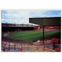 Brammall Lane Stadium - Sheffield / UK (Vintage Postcard)