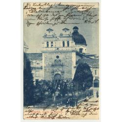 Bogota / Columbia: Capilla Del Sagrario (Vintage Postcard 1906)