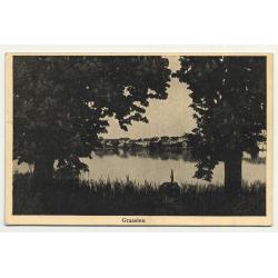 6300 Graasten / Denmark  (Vintage Postcard B/W 1939)