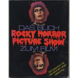 Rocky Horror Picture Show / Das Buch Zum Film & Songtexte (Vintage Book 1980 - Germany)