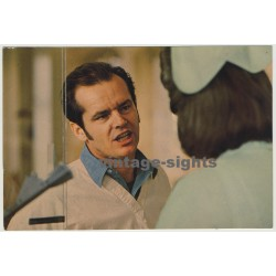 Jack Nicholson - One Flew Over The Cuckoo's Nest (Vintage Cinema Photocard)